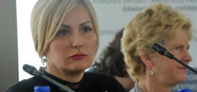 Paunović pozvala pripadnike manjina da iskoriste svoje biračko pravo