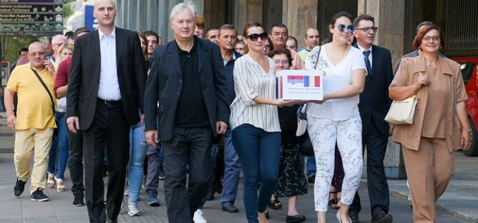 "Najviše je osvojila lista ""Rumunska lista Dr Jon Omoran"""